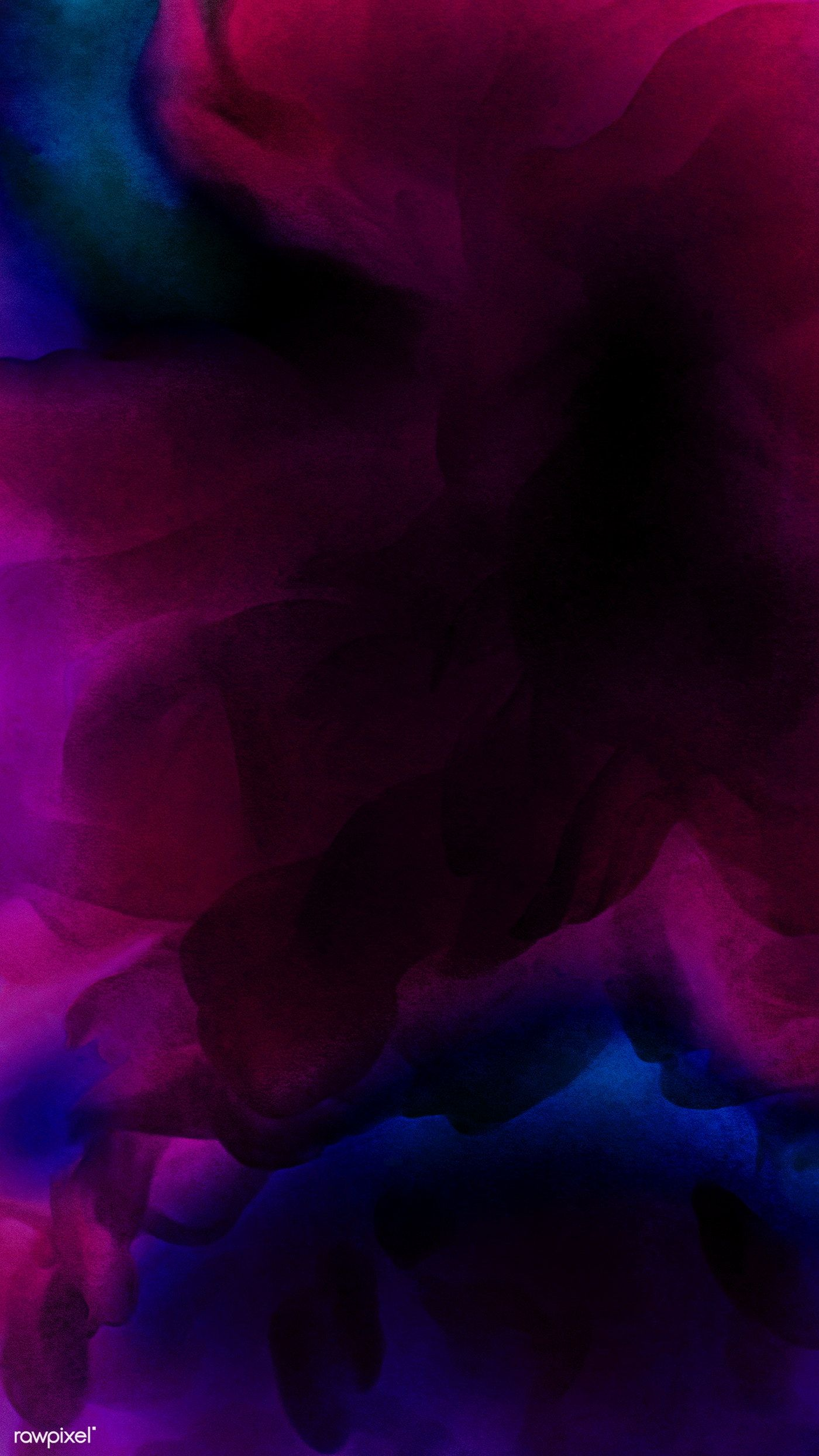 Download Premium Illustration Of Abstract Dark Pink And Blue Colors Mobile Watercolor Pattern Background Light Texture Background Halloween Wallpaper
