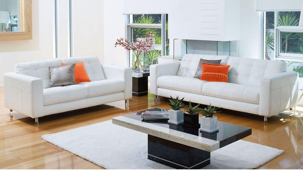 Alessia Sofa Alessia Leather Sectional Living Room