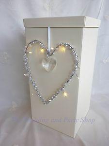 Heart card Receiving Post Box Wishing Well Wedding