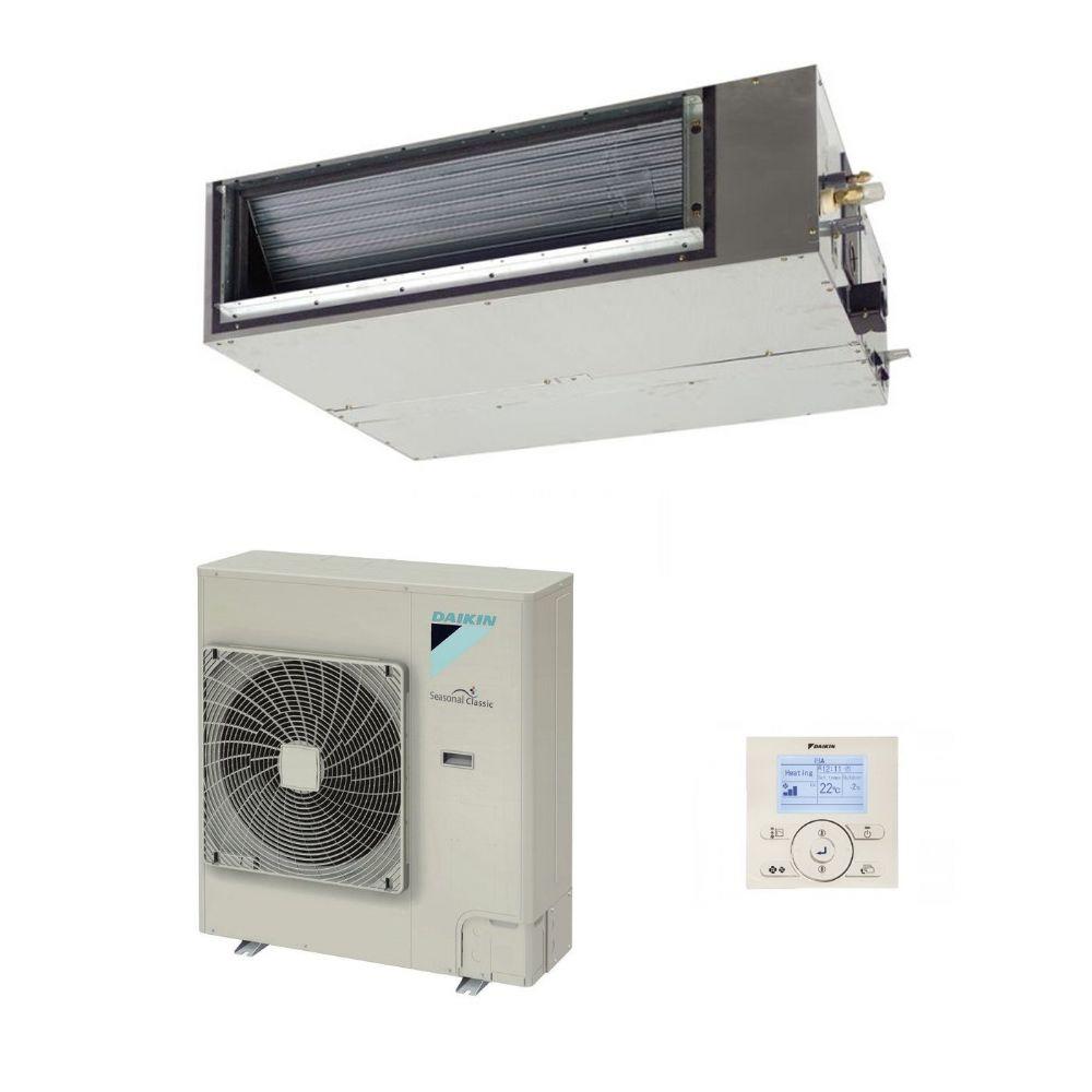 Daikin Slim Ducted Air Conditioning Unit Inverter Heat Pump