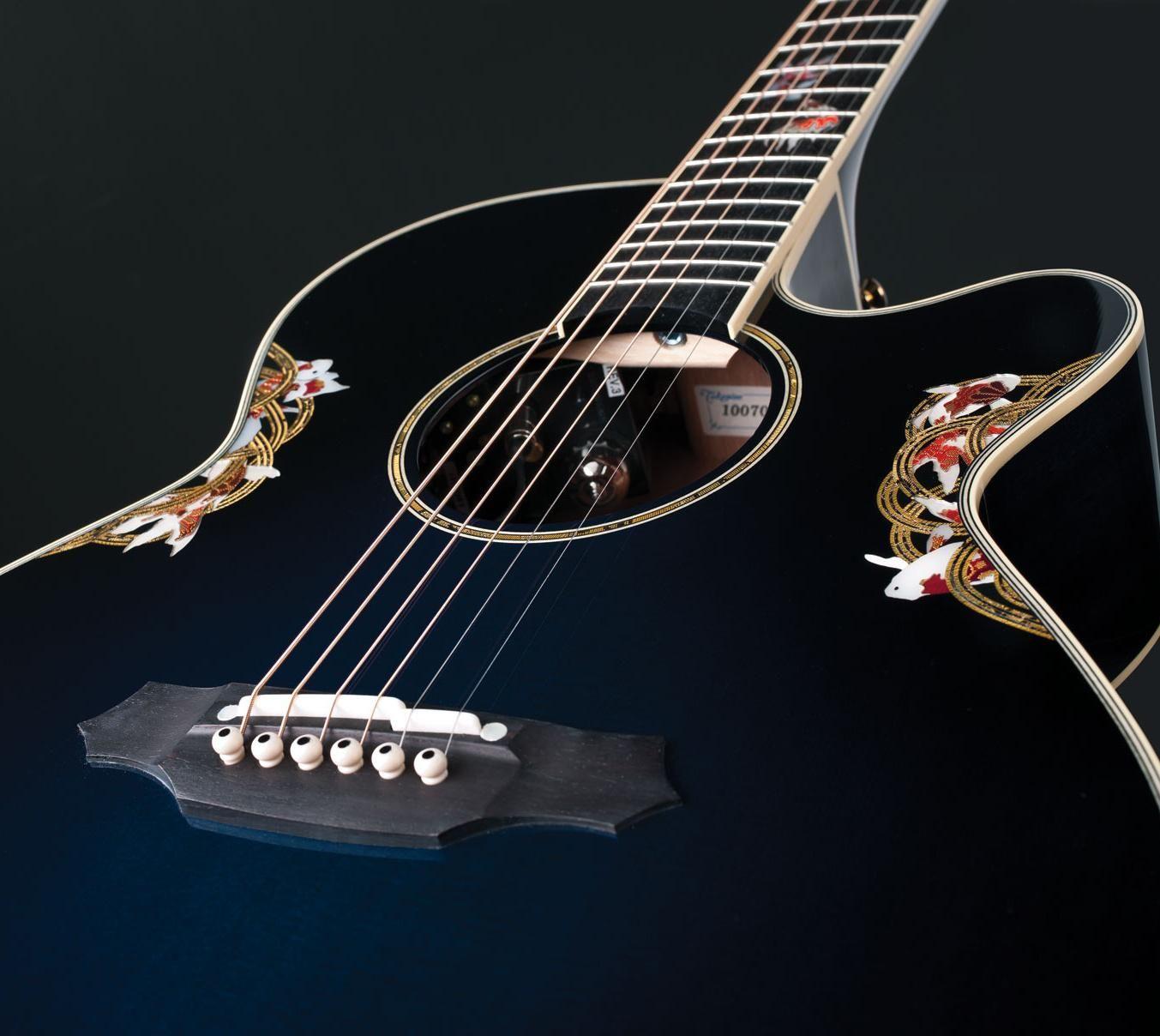 1353x1208 Takamine Guitar wallpaper by odiseox2 free