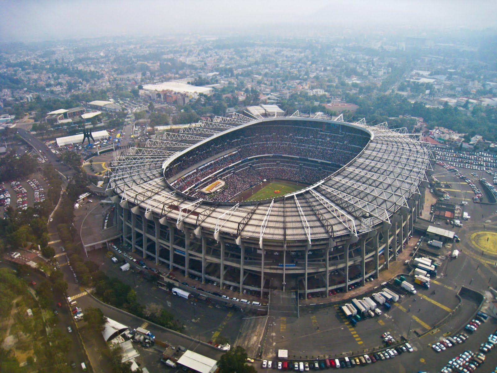 Mexico City Mexico Seats 105 000