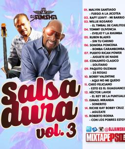 DJ Jamsha – Salsa Dura 3 MP3 Download - $3 00 #onselz | eBay