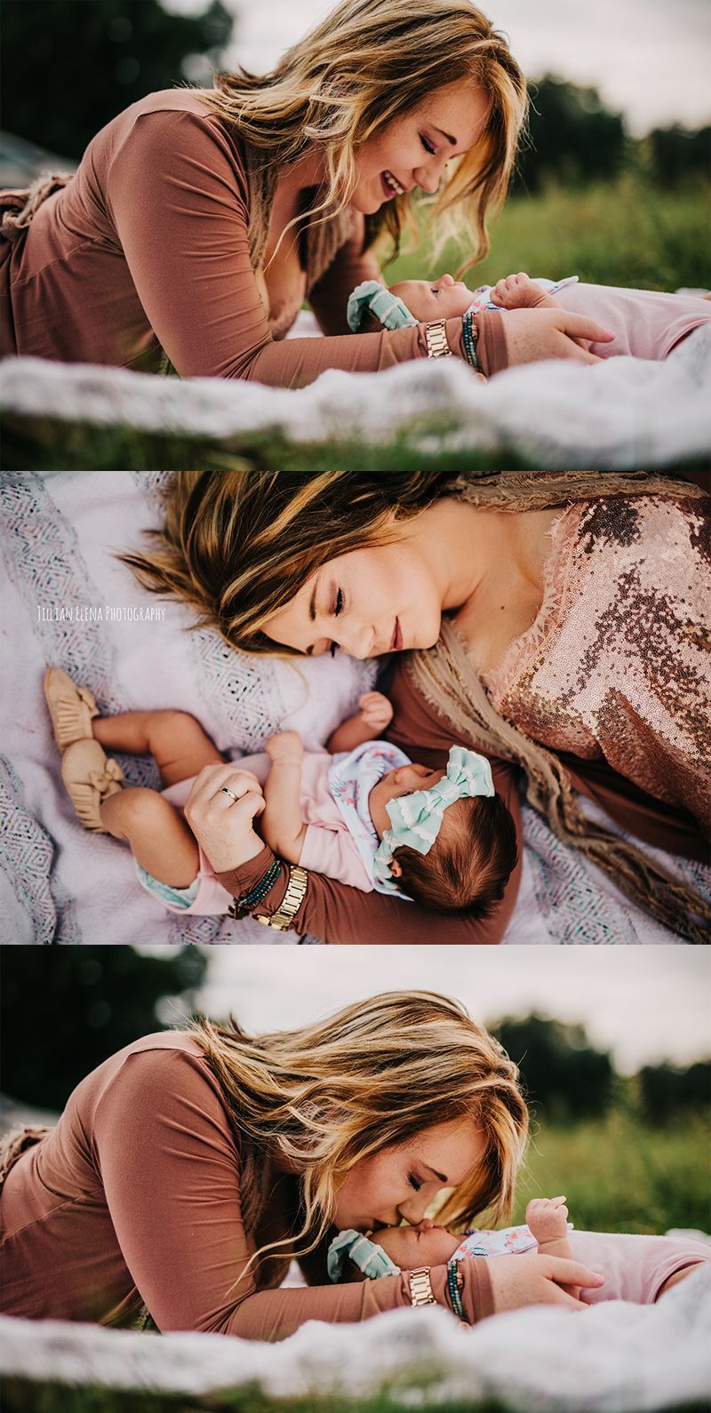 mommy and me photoshoot newborn baby florida photographer family photography #babyphotographer