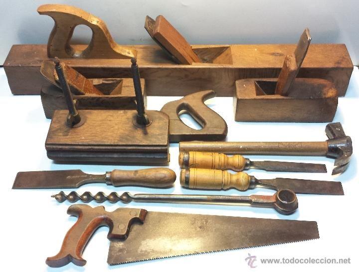 Herramientas de carpinteria antiguas buscar con google - Herramientas de carpinteria nombres ...