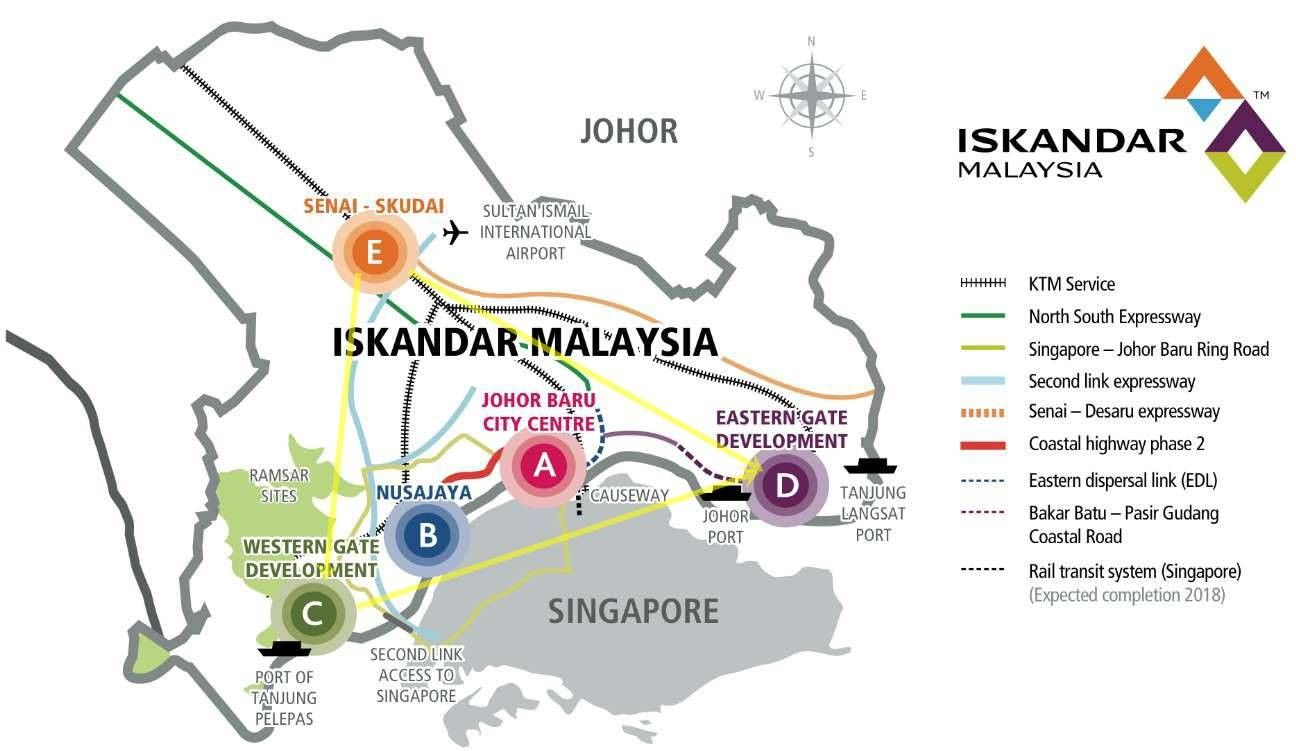 Development In Iskandar Malaysia Attracts Many Foreigners Https Www Tanmanho Com Investodyssey Index Htm Investing Historical Timeline Map