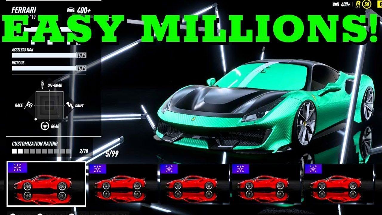 Best Nfs Heat Earn 25 000 000 Per Minute In Need For Speed Heat Nfs H In 2020 Need For Speed Heat Speed