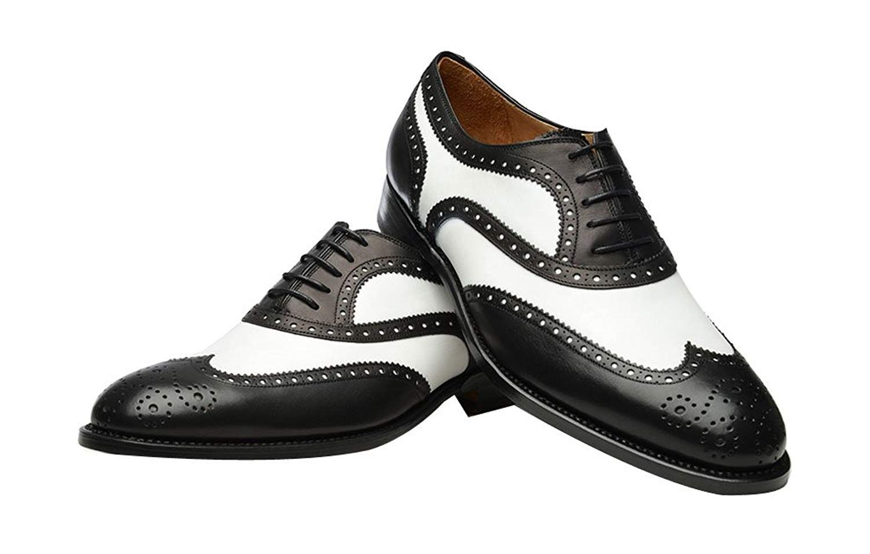 Spectator shoes, Dress shoes men