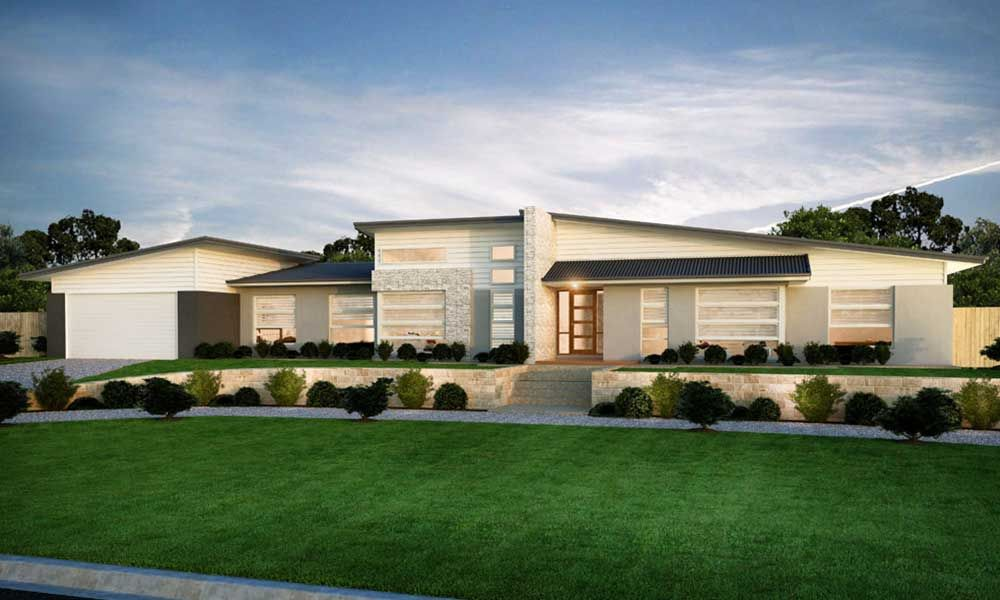 Ranch Style Acerage Homes House Plans Australia Ranch House Floor Plans Facade House