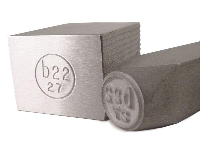 Custom Steel Hand Stamp for Metals | Jewelry | Custom metal, Metal