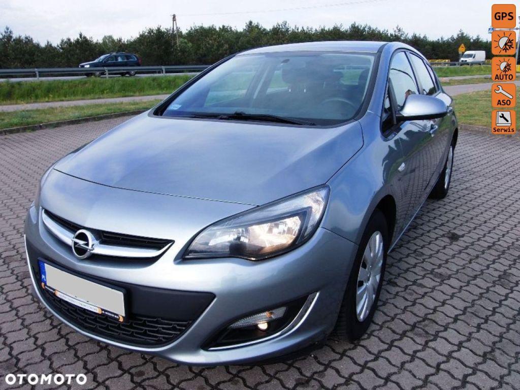 Opel Astra Opel Astra 2013 R Lift 1 7 Cdti Salon Pl I Wlasciciel F Vat 23