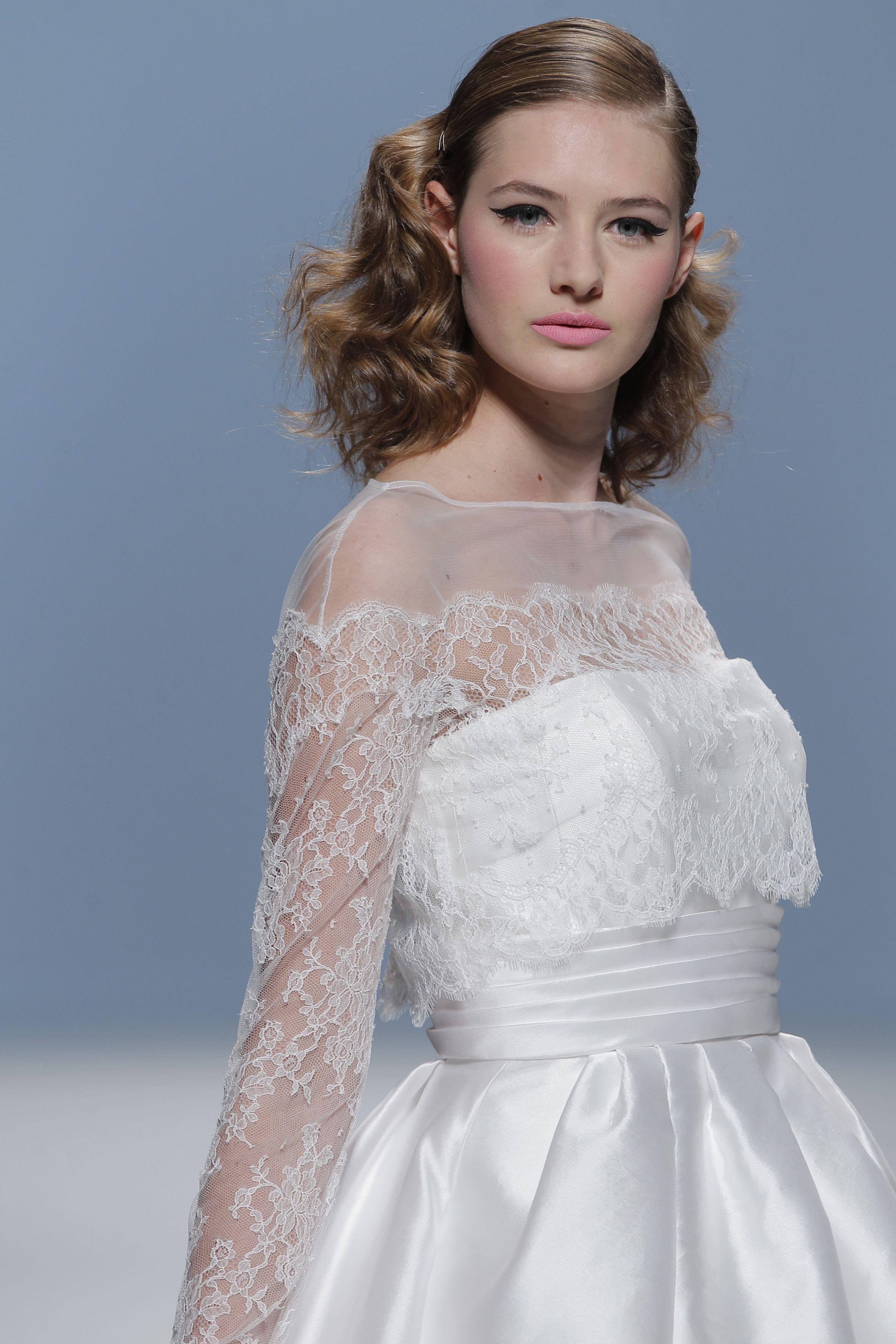 Vestido de novia Cymbeline colección 2014. | For that moment ...