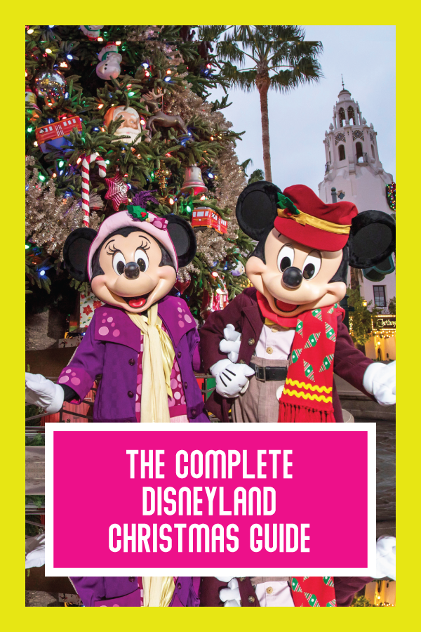 How Long Has It Been Since Christmas 2020 Southwest's Guide to Disneyland During Christmas! in 2020