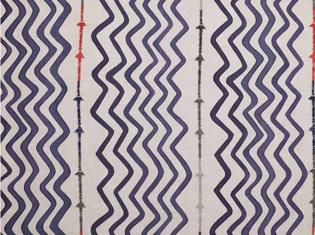 Kit Kemp At Christopher Farr Cloth Rick Rack Boutique Hotels Design Fabric Decor