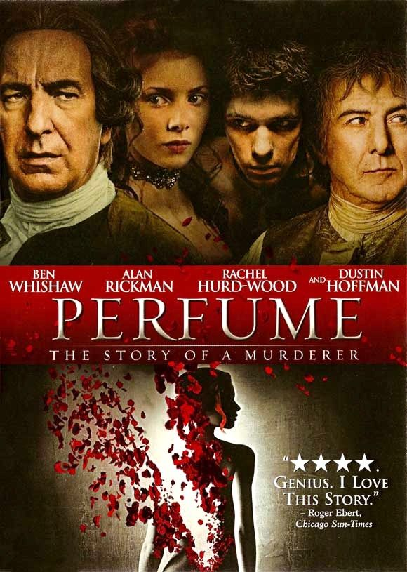 Perfume - The Story of a Murderer (2006) This book has been on my to-read list for over a year, I didm;t know that there was a movie!