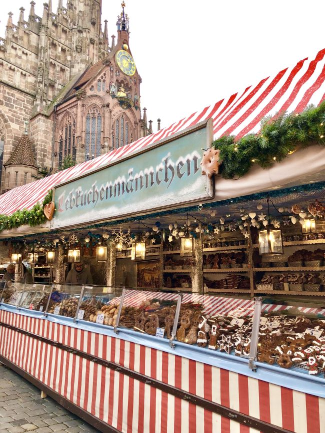 Christmas Markets In Germany 2019.Nuremberg Germany Christmas Markets Places To Go