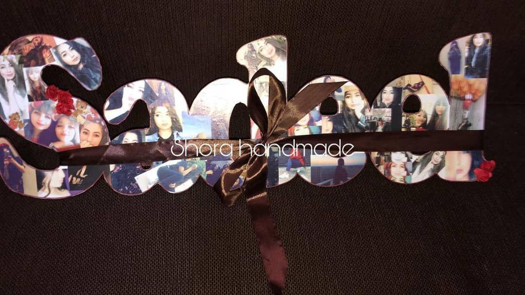 اسم صور Handmade Shora Handmade Graduation Gifts Accessories Love Flowers Wedding Guest Book Dreamcatcher Birthd Wood Slice Art Art Handmade
