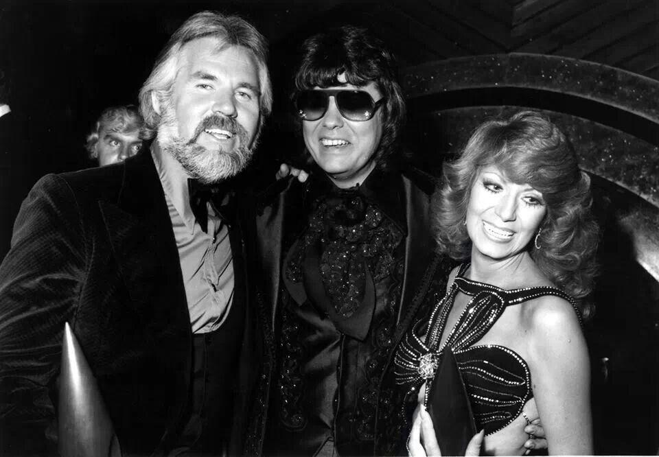 Kenny Rogers, Ronnie Milsap and Dottie West   Dottie west ...