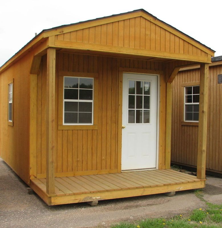 """Freestanding Backyard Home Office Building From """"Creating"""