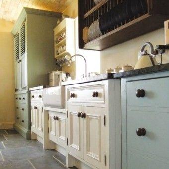 Unfitted Kitchen Larder Cupboard Freestanding Kitchen