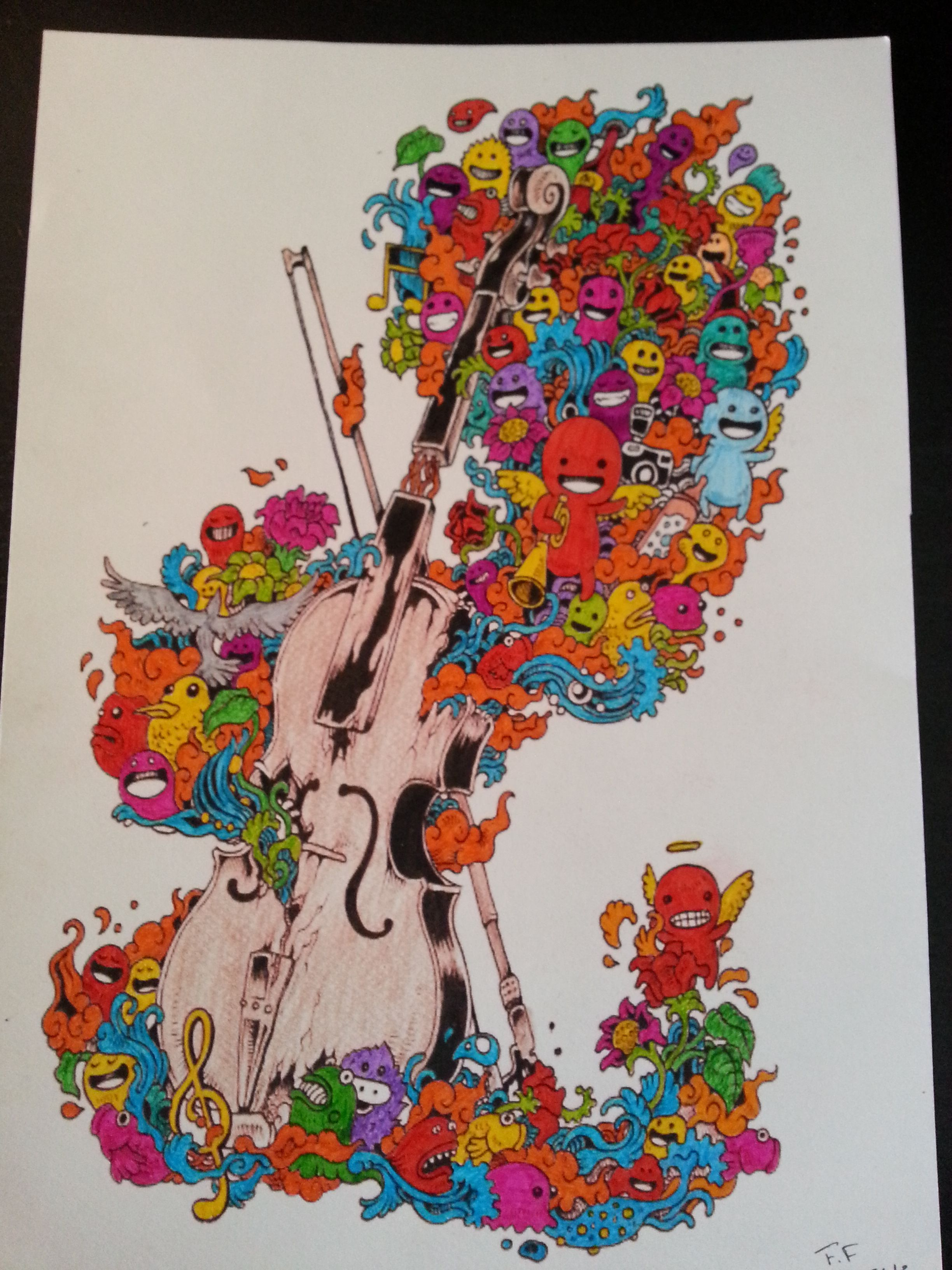 Doodle Invasion 3 Animorphia Coloring Doodle Art Coloring Books