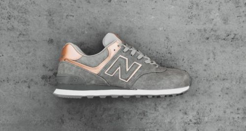 pretty nice 0358a 4687f ... grey, rose gold, new balance, trainers.  http   www.trendingclothingstyles.com category new-balance