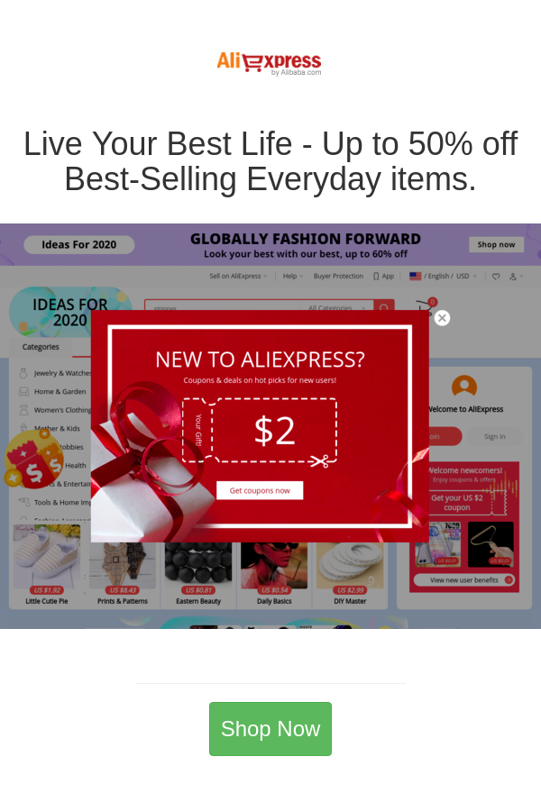 Best deals and coupons for AliExpress in 2020 Aliexpress