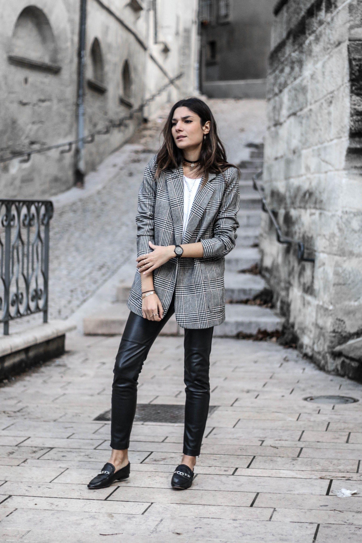 blog mode veste a carreaux idee de look mode femme pinterest mode fashion mode et mode hiver. Black Bedroom Furniture Sets. Home Design Ideas