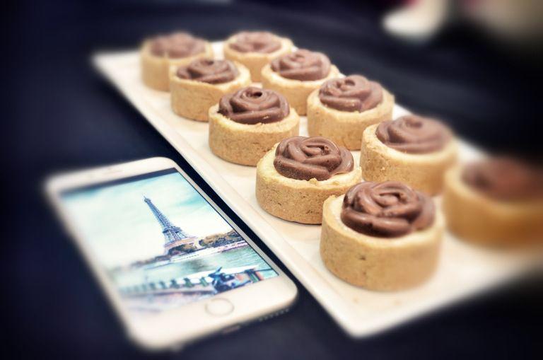 حلا تشيز كيك سنكرز Desserts Food Ramadan Kareem