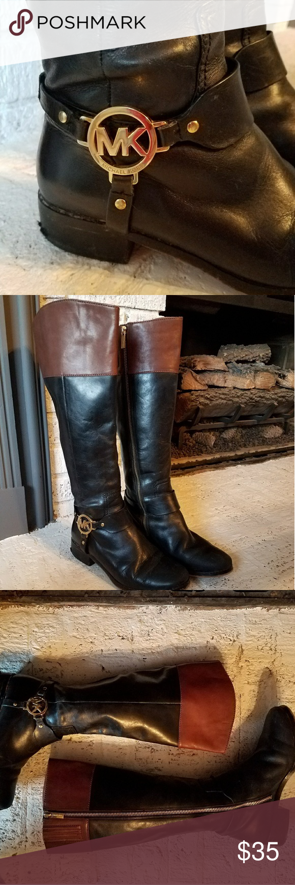 6b120898839 Michael Kors Boots A great looking pair of boots to add to your ...