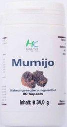#mumijo#capsules#food supplements#minerals#vitamins#medicura#MEDICURA Naturprodukte AG
