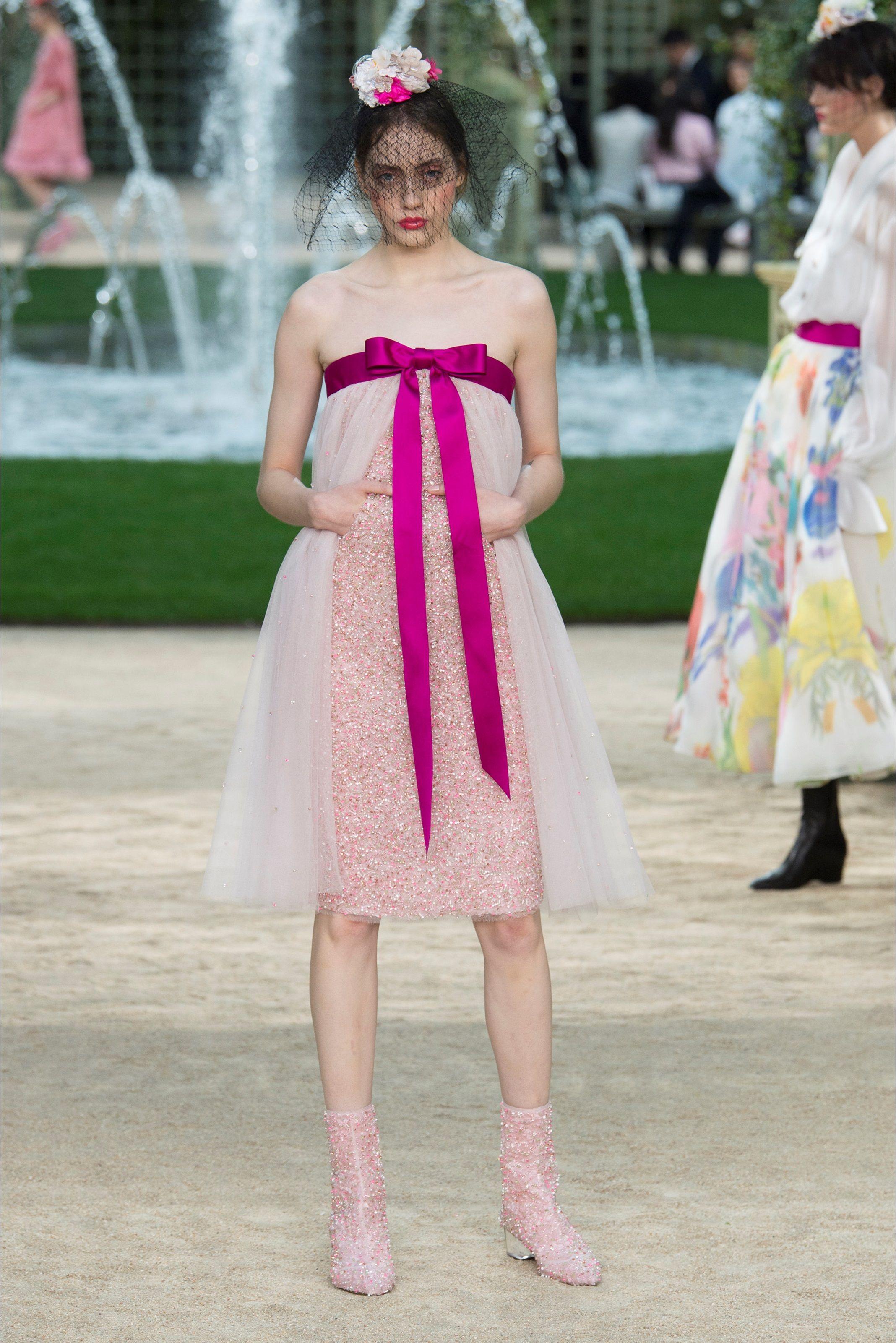 Chanel Parigi - Haute Couture Spring Summer 2018 | Coco Chanel ...