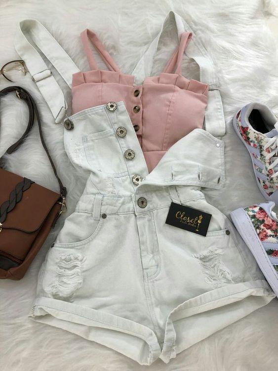 32 bezaubernde Damen-Outfits - Die Besten Outfit-Ideen #teenageclothing