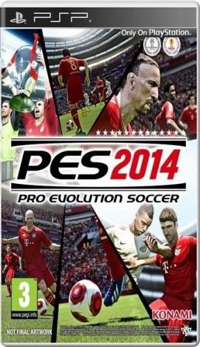download game ppsspp pro evolution soccer 2014