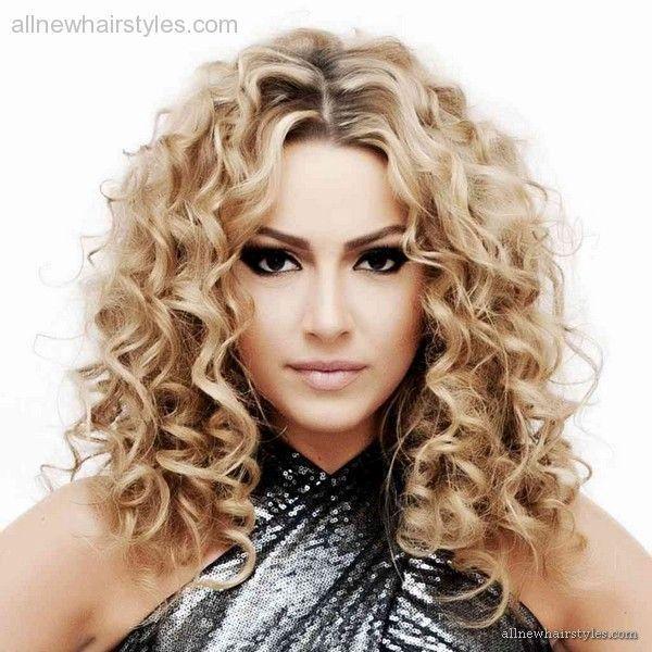 15++ Medium length hair loose wave perm ideas