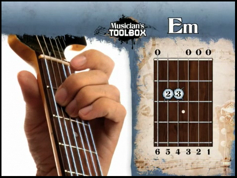 E minor Chord | Guitar | Pinterest | Guitar chords and Guitars