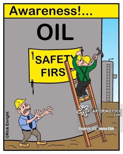 Funny Cartoons Safety Hse Industrial Safety Safety