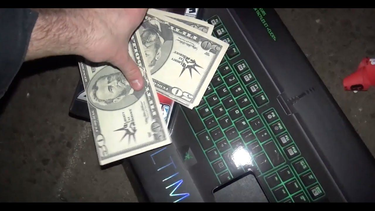 money found in gamestop dumpster gamestop dumpster dive night  money found in gamestop dumpster gamestop dumpster dive night 18