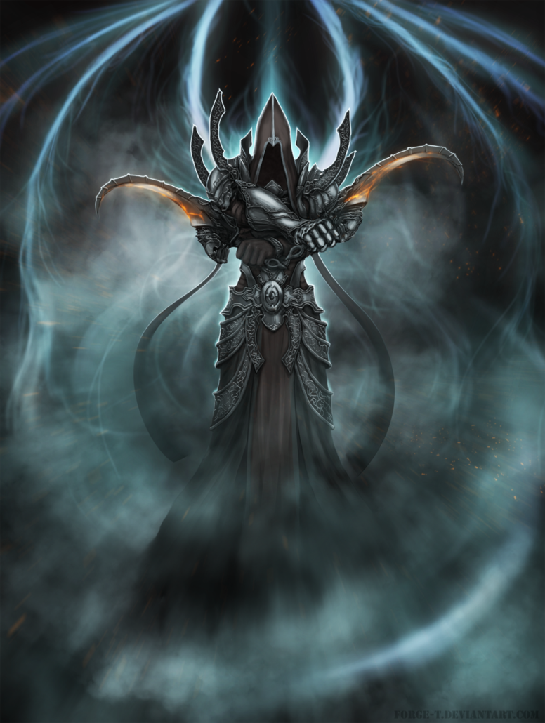 The Last Nephalem (With images) Grim reaper, Reaper, St