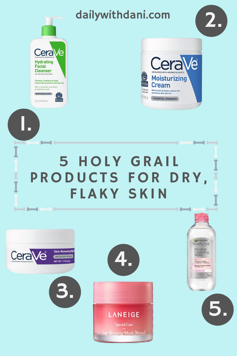 5 Holy Grail Products For Dry Flaky Skin In 2020 Flaky Skin Skin Care Wrinkles Dry Flaky Skin