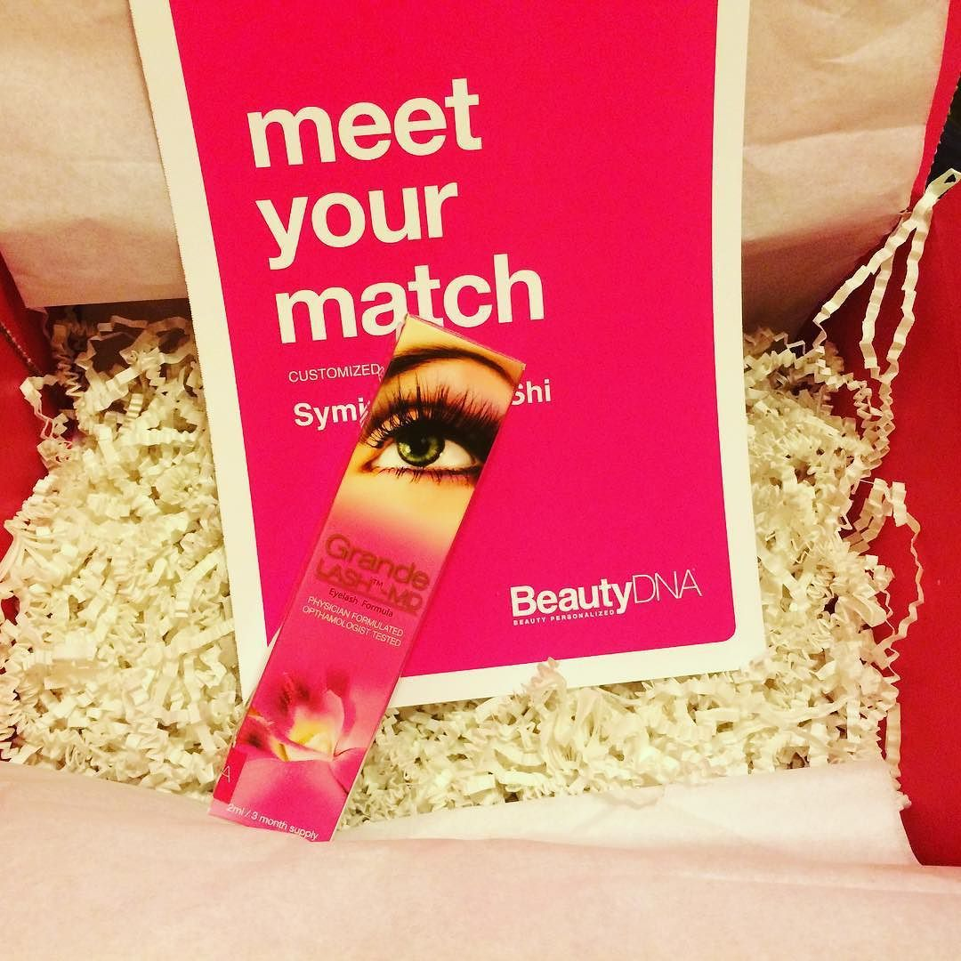 #BeautyDNA review by @symishi is up at beejuboxes.com  #blogger #bblogger #subscriptionbox #beautybox #beauty #mascara #subscriptionboxes #subscriptionboxreview by beejuboxes