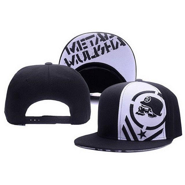 PATESUN Top Selling Gothic Metal Mulisha Baseball Cap Women Hats 2016 New Fashion  Brand Snapback Caps b3033fd4a41e