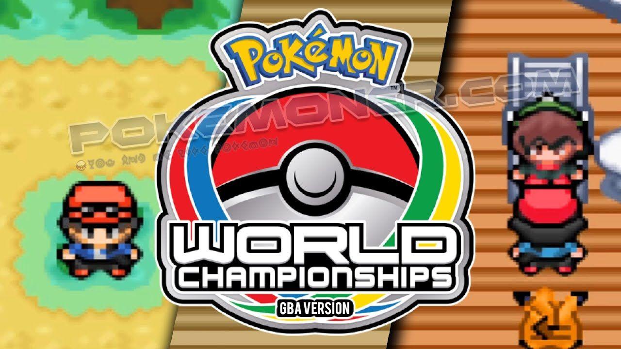 Pokemon World Championships Gba Gba Pokemon Pokemon Firered