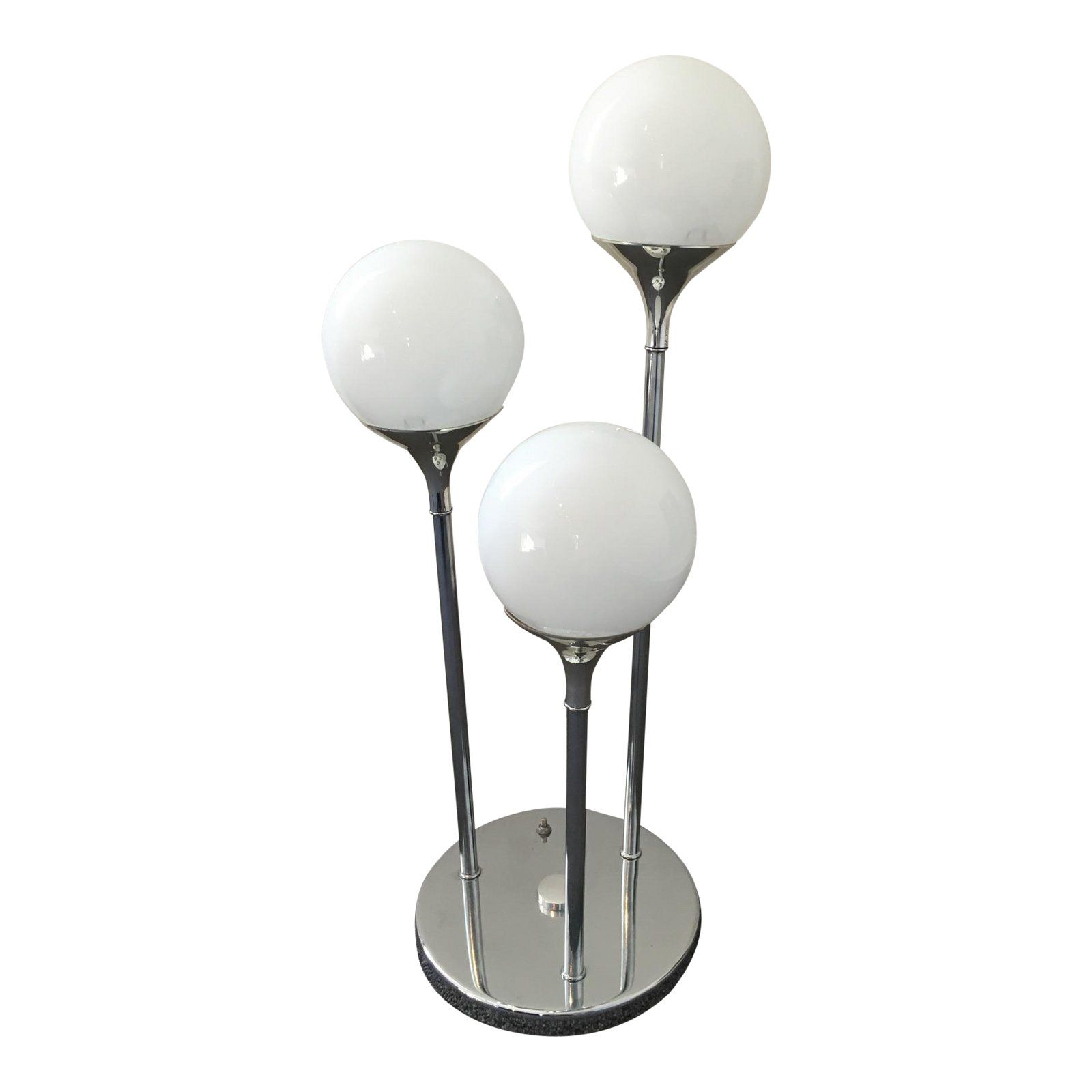 Mid Century Three Globe Table Lamp For Sale Table Lamp Table Lamps For Sale Vintage Lamps