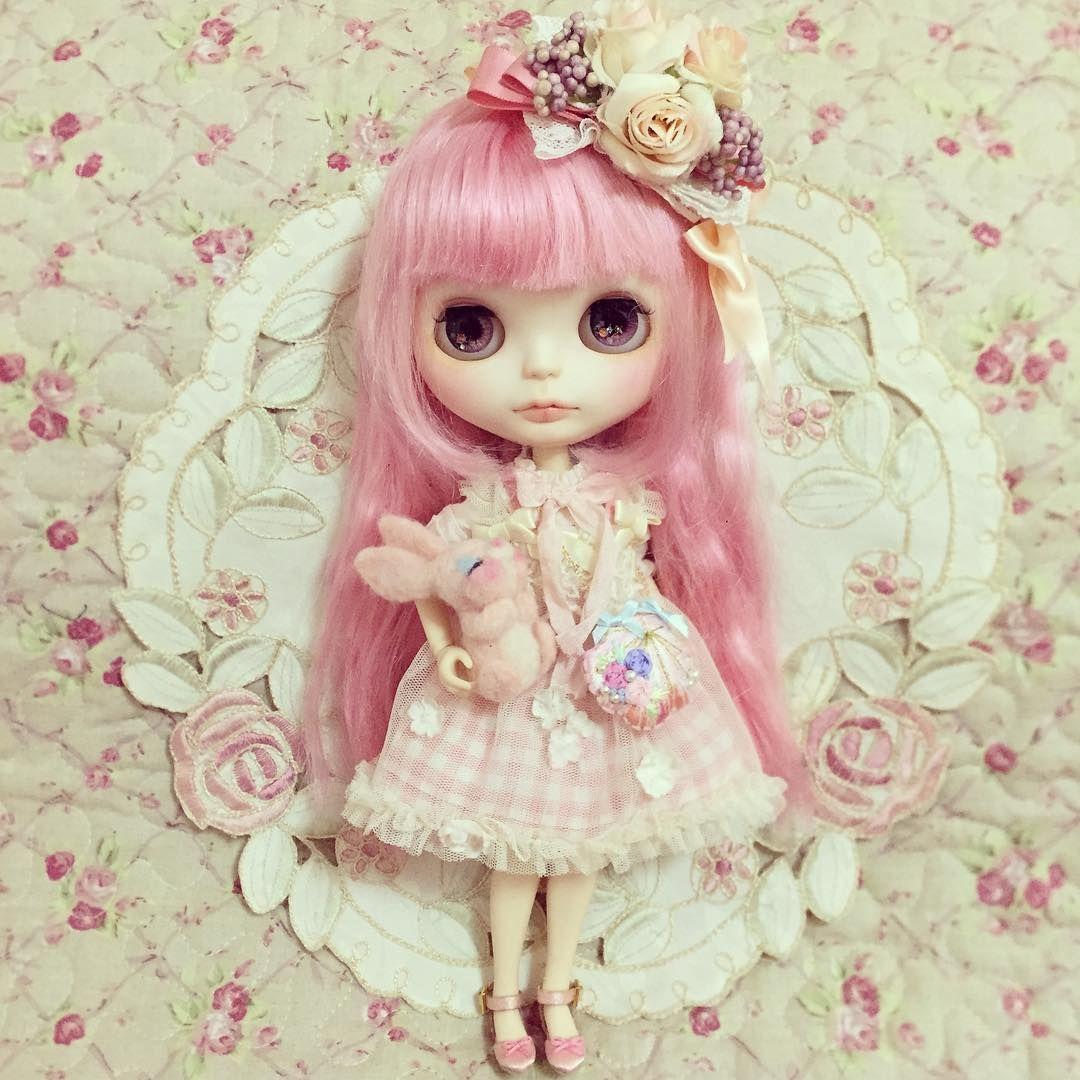 粉紅頭我永遠都是獨寵夏夏一個rose pink molly勁靚有最愛既molly我又有動力養囡囡