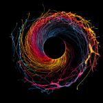 Black Hole: Photos by Fabian Oefner