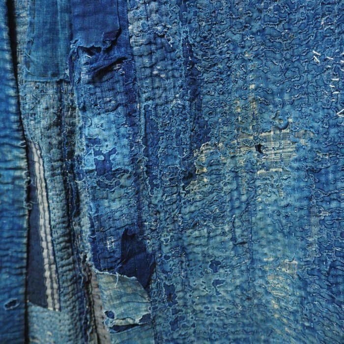 Antique Japanese Cotton Fisherman's Jacket