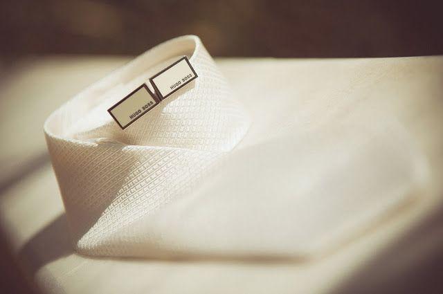 Wedding Tie & Cufflinks