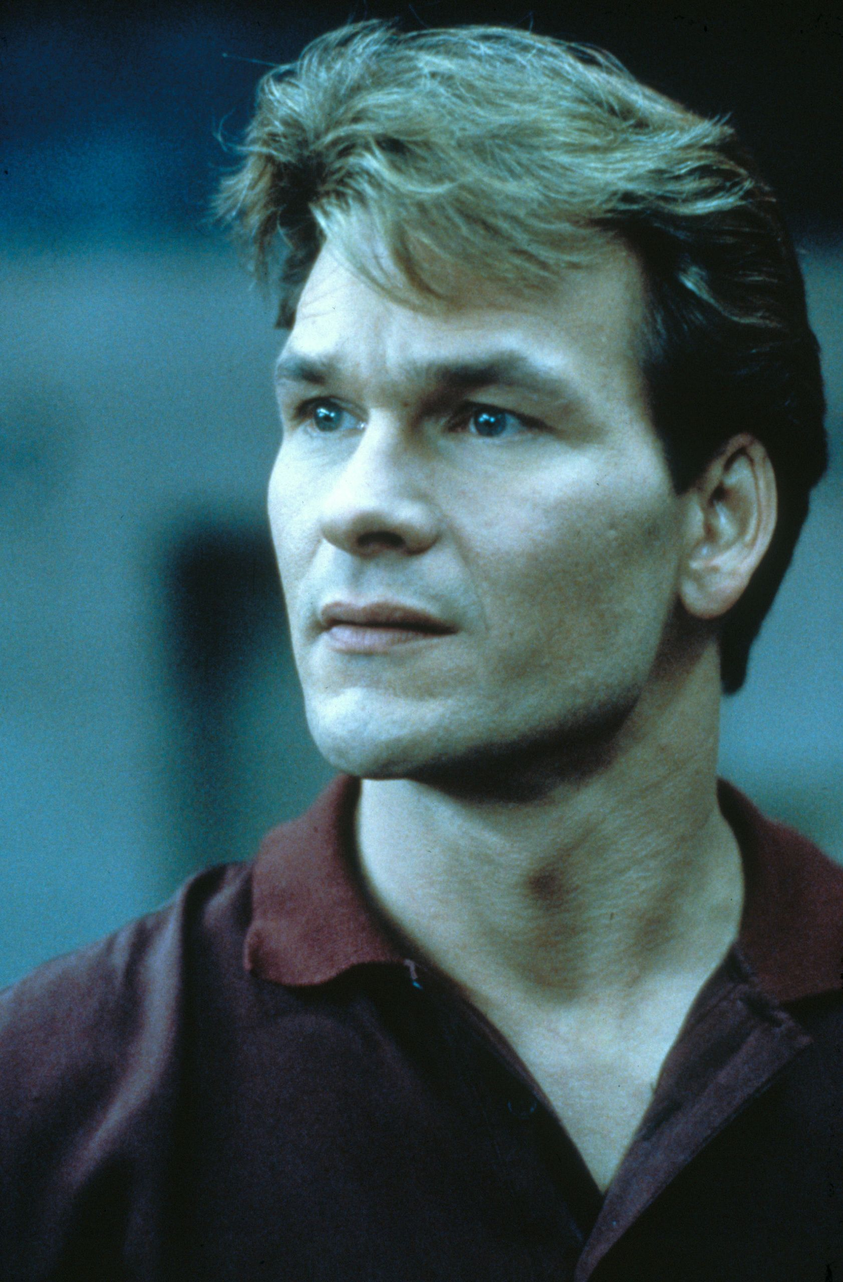 Patrick Swayze A Life In Pictures: Photo Of Ghost For Fans Of Patrick Swayze.