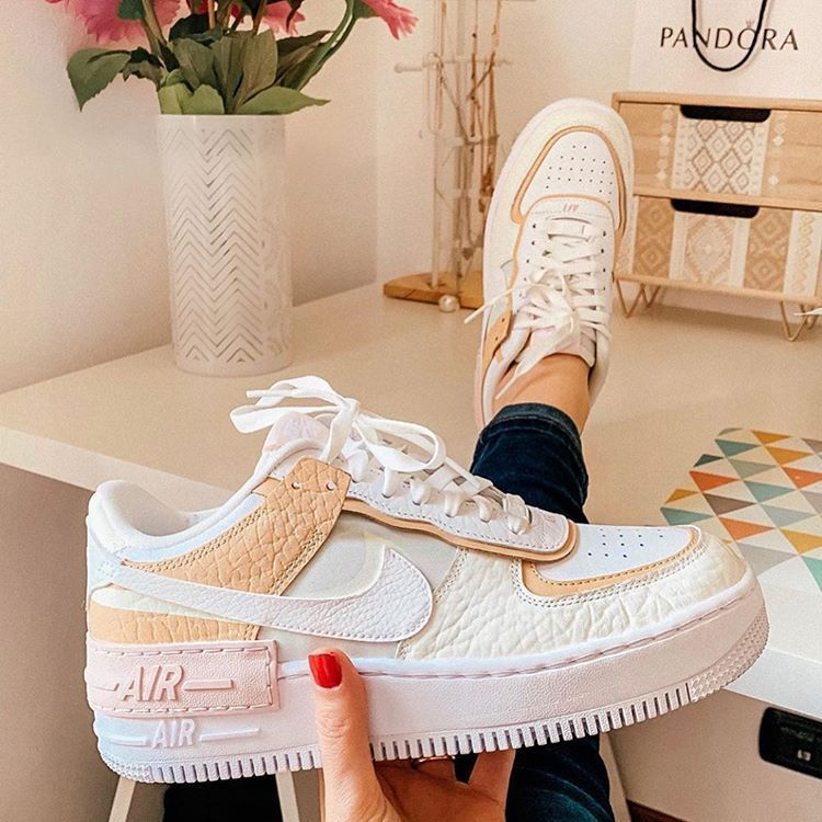 Pin On Fashion Air Force Shop nike air force 1 shadow trainers in pastel at asos. pinterest
